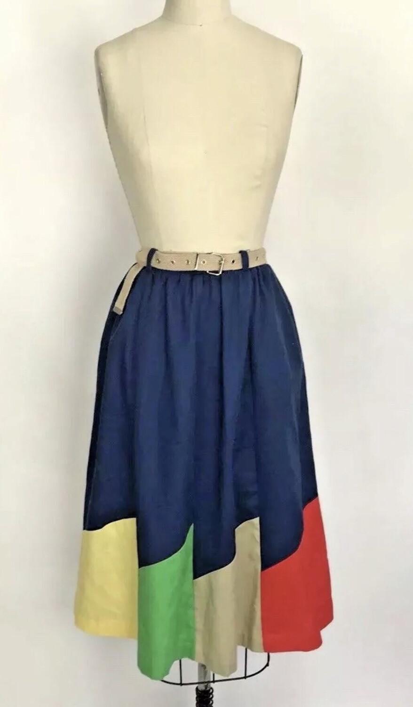 Vintage Skirt - L