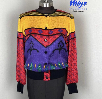 Jubilee Blouse/Jacket S/M