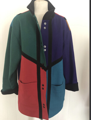 Colorpop Coat 2 XL/1X
