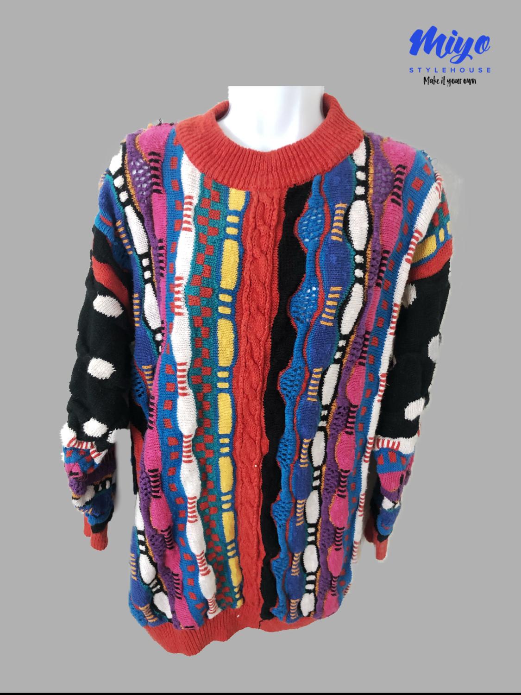Bangin Coogi Inspired Sweater - M