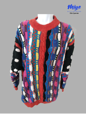 Bangin Coogi Inspired Sweater - M