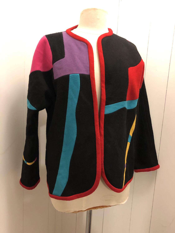 Colorful Combo Jacket - M-XL