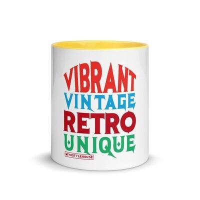 VVRU Mug with Color Inside