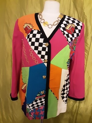 Wow Factor Jacket/Blazer - XL