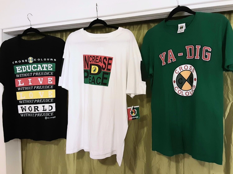 Cross Color Tshirts
