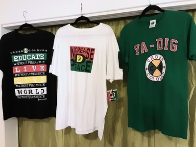 Cross Color Tshirts