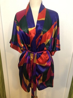 Sassy and Bright Robe/Duster - OS
