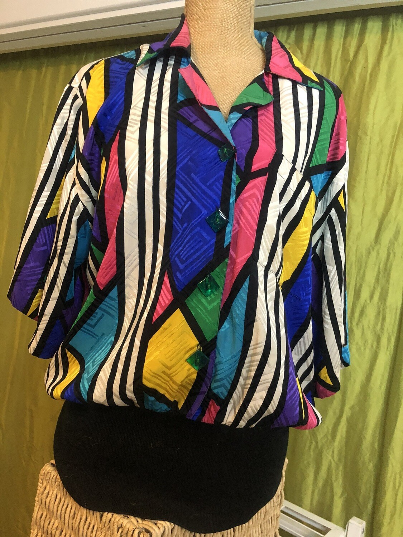 Oh Adrianna Vintage Blouse - M