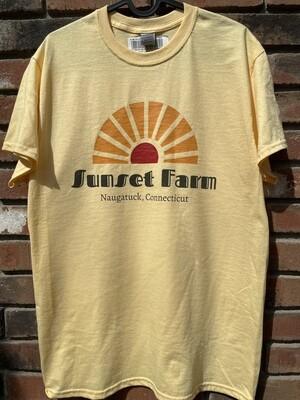Sunset Farm T Shirt