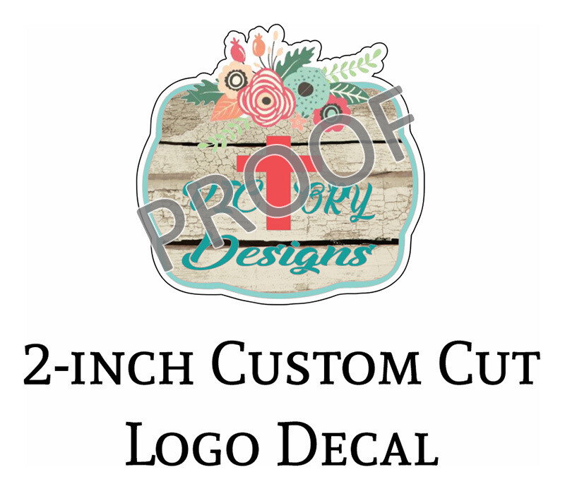 Victory Designs 2-in Logo Decals