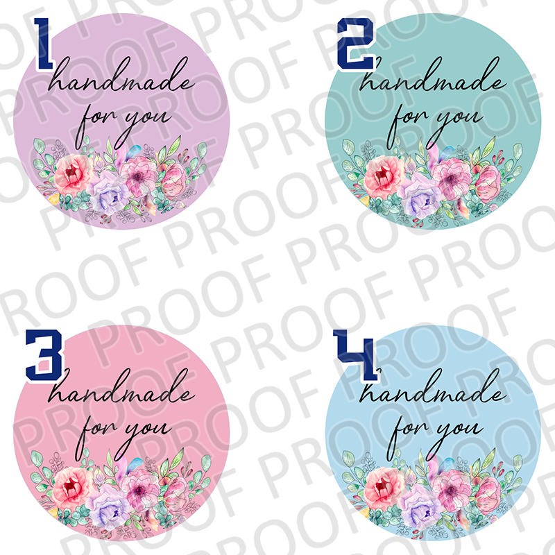 Handmade For You - 2 inch