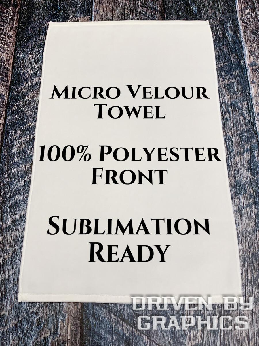 Micro Velour Towels
