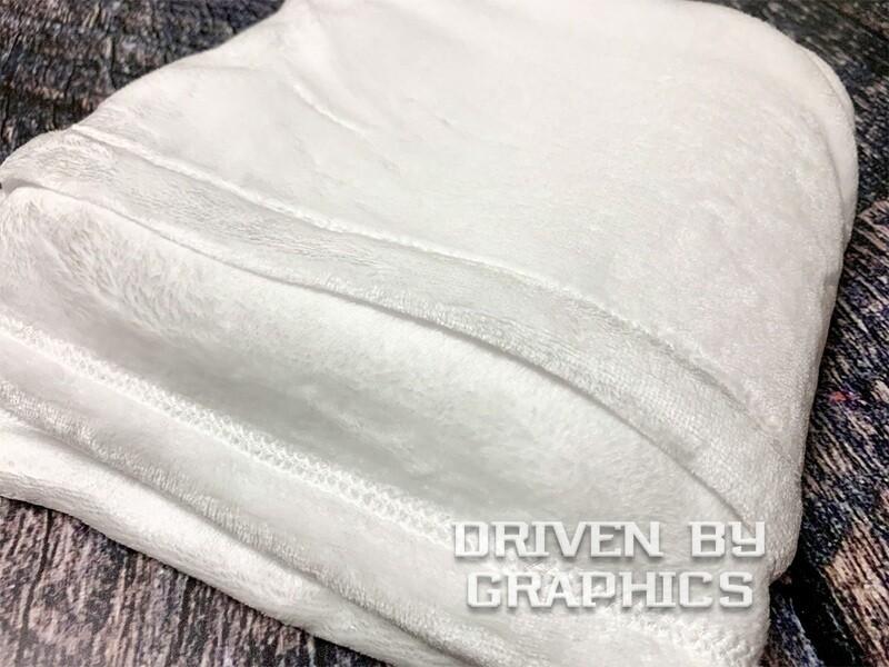 """Microfleece Baby Blanket 30"""" x 40"""""""
