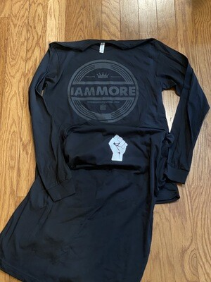 Black on Black Long Sleeves