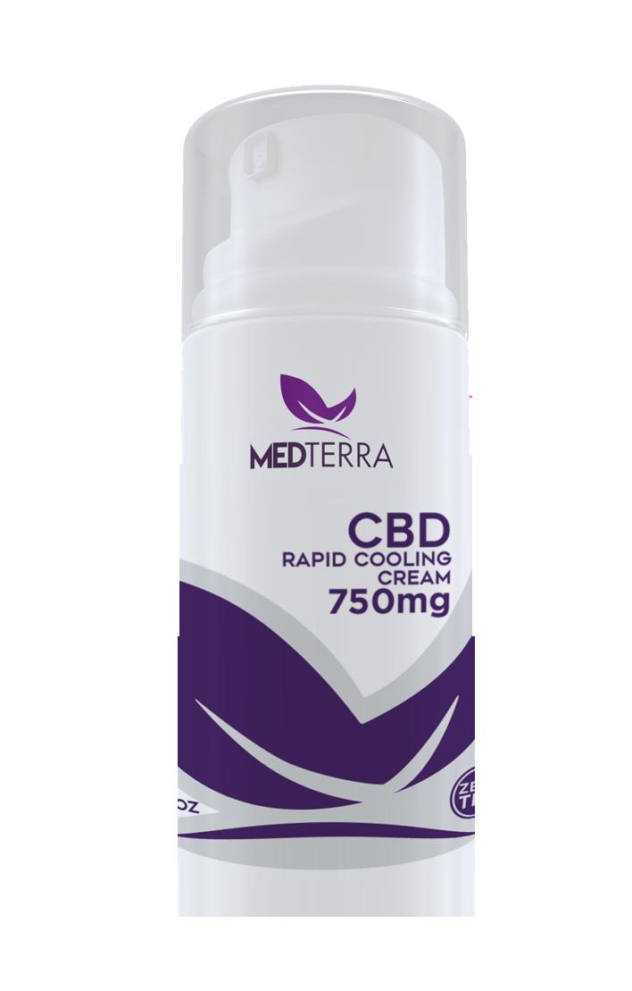 CBD Rapid Cooling Cream