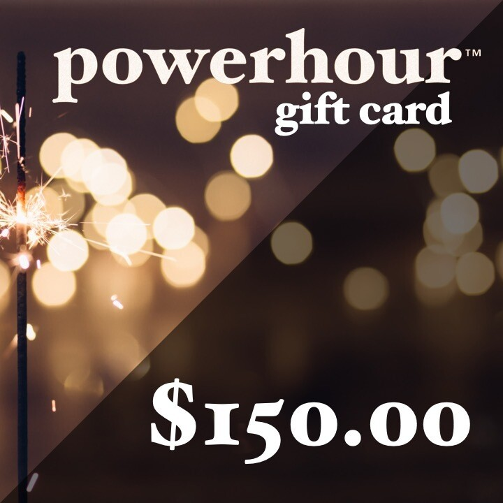 Power Hour Personal - 1 Hour Consulting Session $150.00