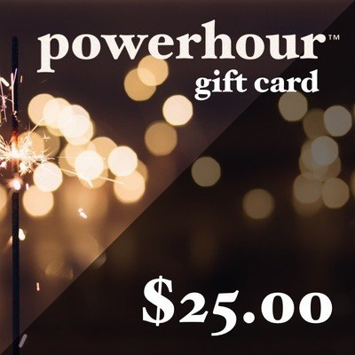Gift Certificate $25.00 USD