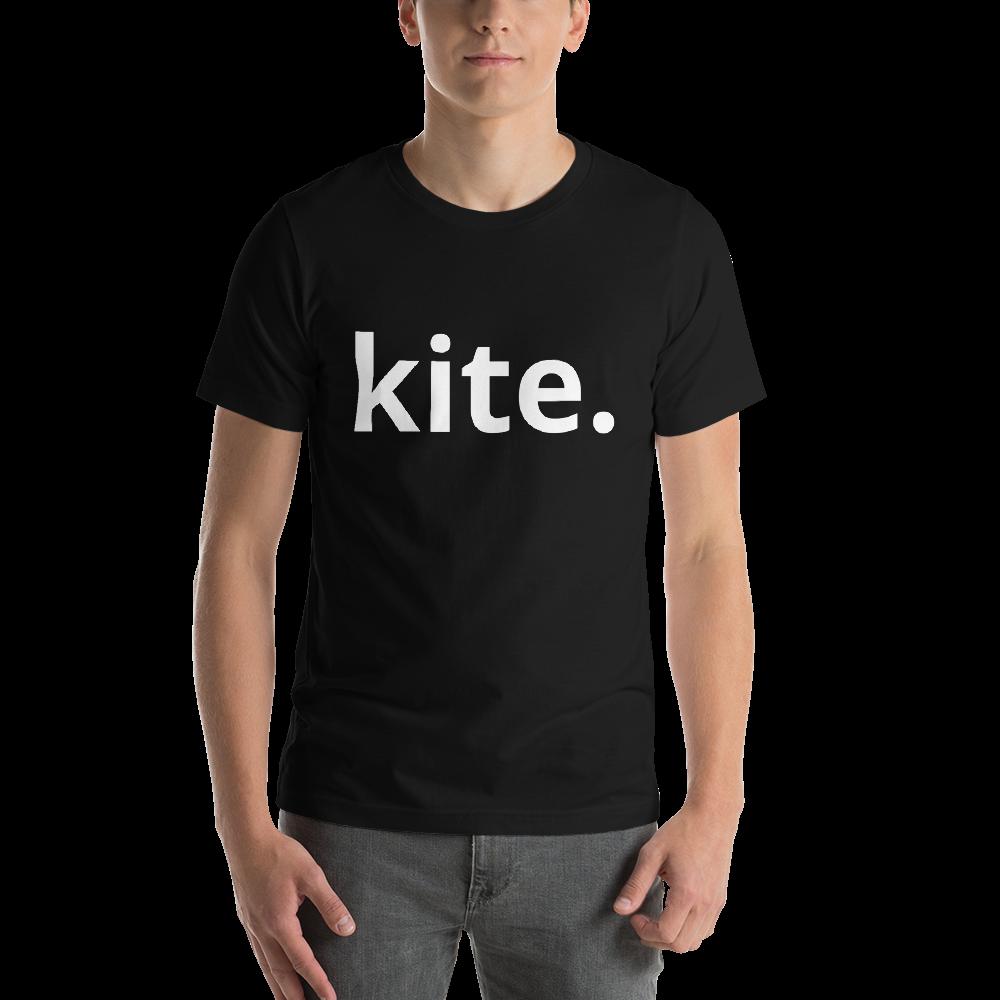 Short-Sleeve Unisex 'kite.' T-Shirt