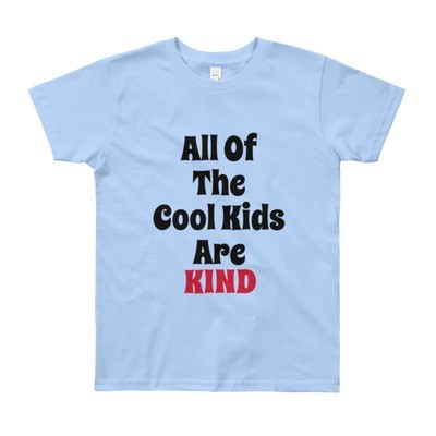 """Kindness"" Youth Short Sleeve T-Shirt"