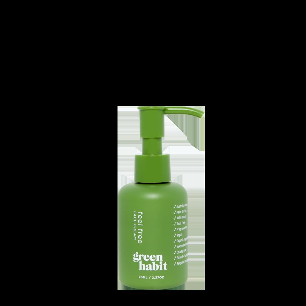 Green Habit Face Cream