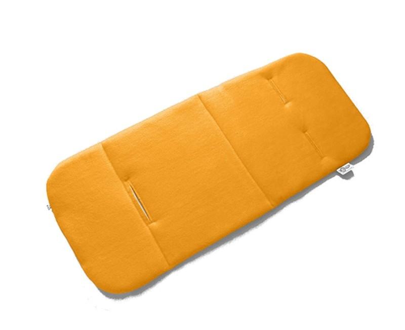 Pram Liner - Fleece Orange
