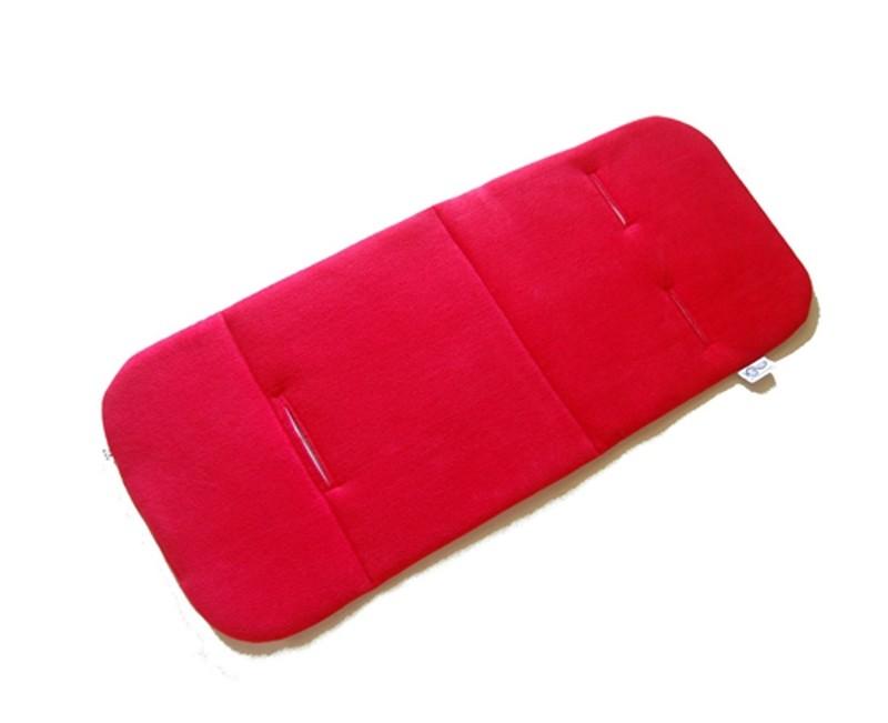 Pram Liner - Fleece Red