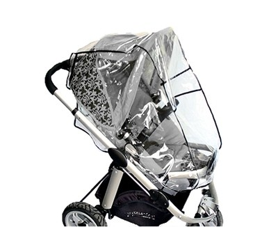 Rain Cover for Pram and Bassinet