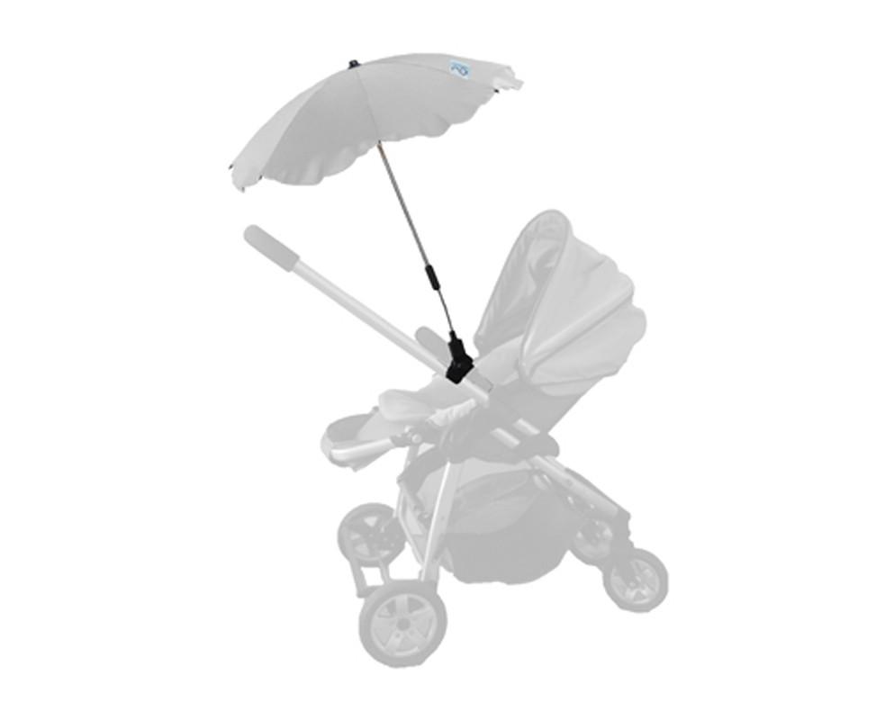 Baby Brolly Pram Parasol - Ivory