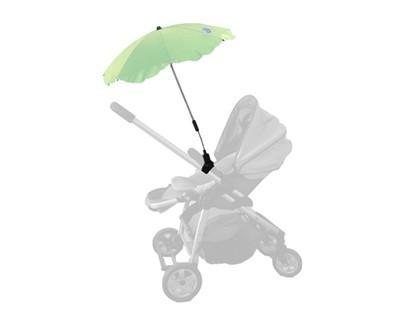 Baby Brolly Pram Parasol - Green