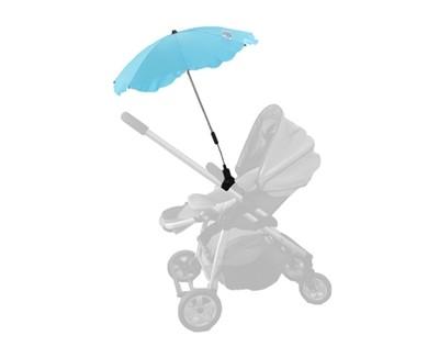 Baby Brolly Pram Parasol - Blue
