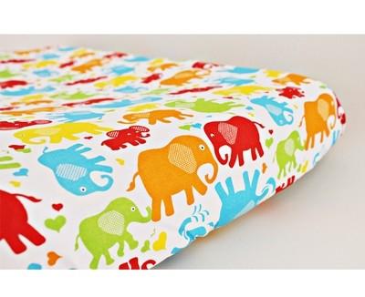 Change Mat Cover - Elephants