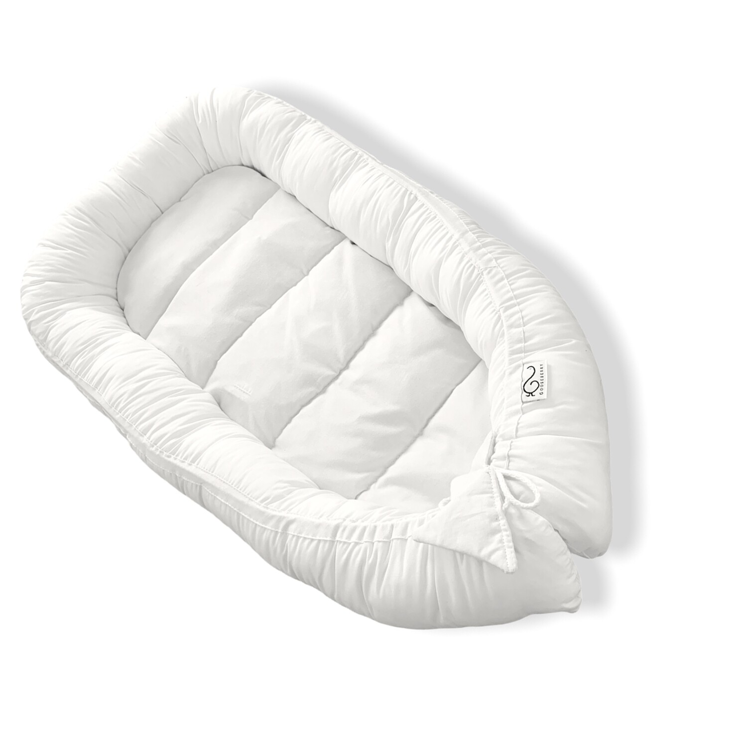 Baby Nest Day Bed Lounger White