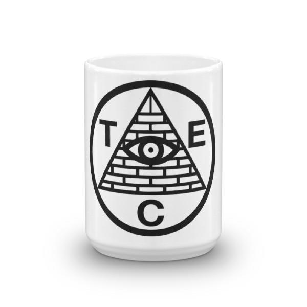 Third Eye Collective Podcast Mug