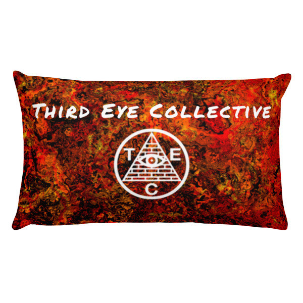 Premium Third Eye Collective Pillow 🛋️