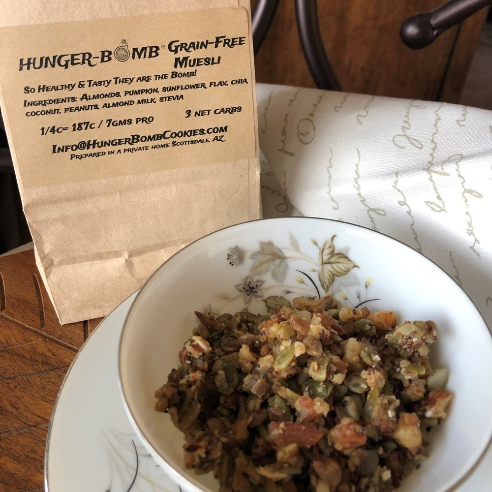 Grain-Free Muesli