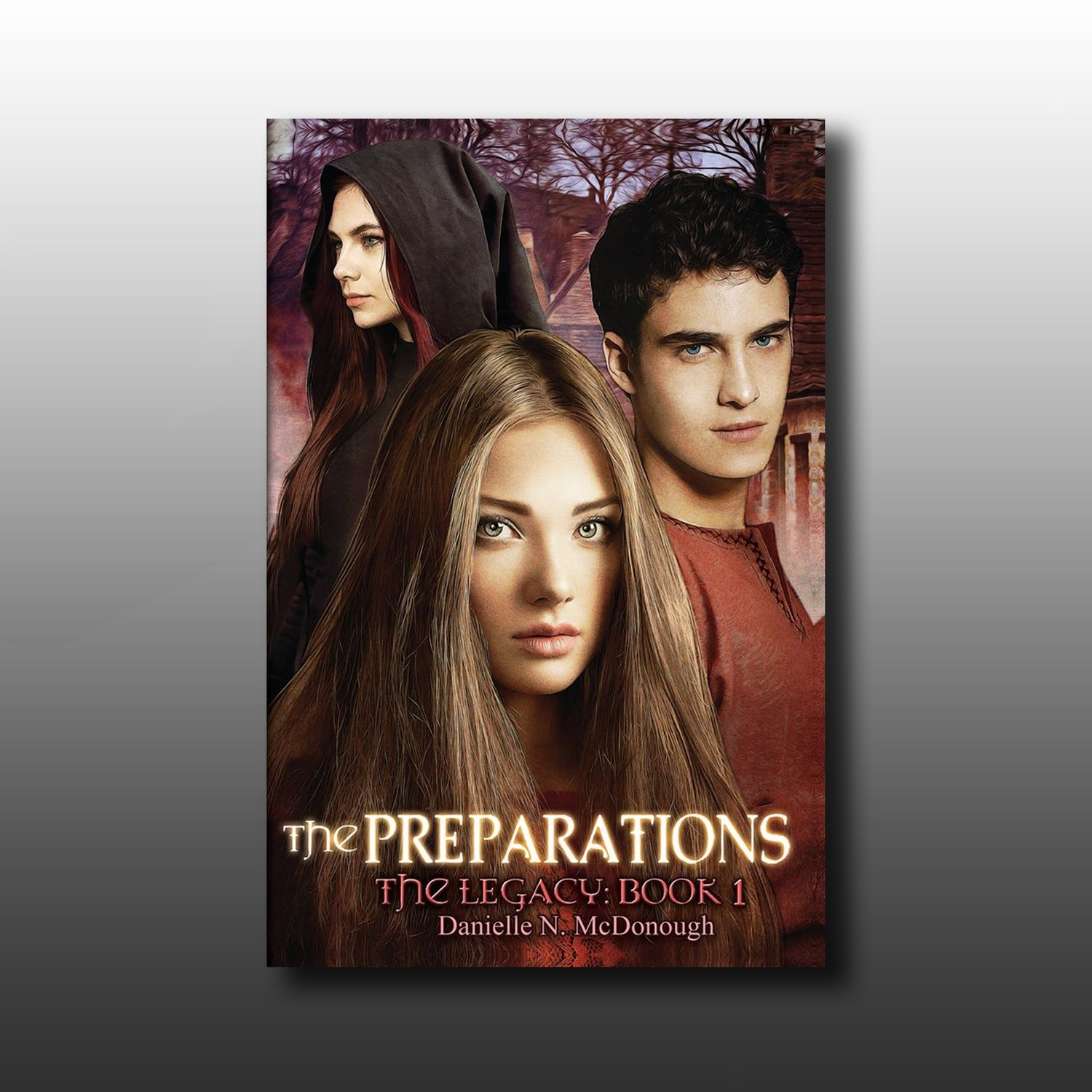 Book 1: The Preparations
