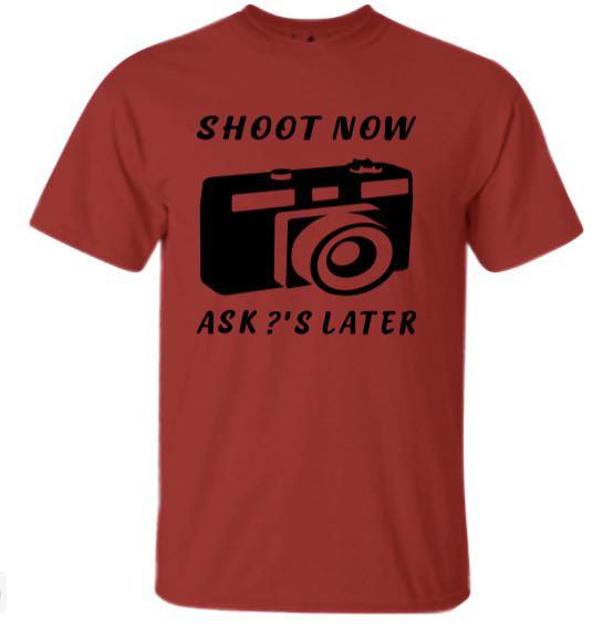 Shoot Now T-Shirt