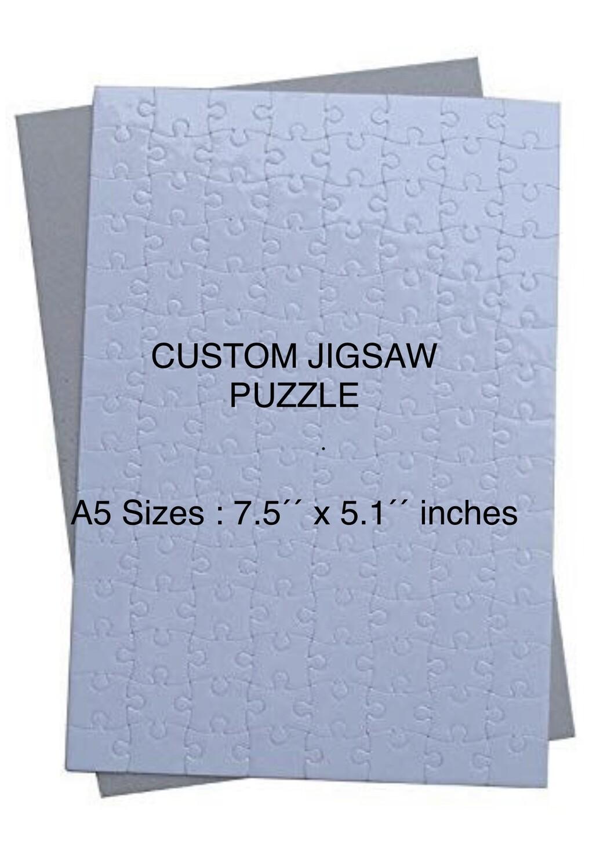 Create Your Own Puzzle - Pregnancy Announcement - Custom Puzzle - Personalized Puzzle - Announcement Ideas - Wedding Announcement