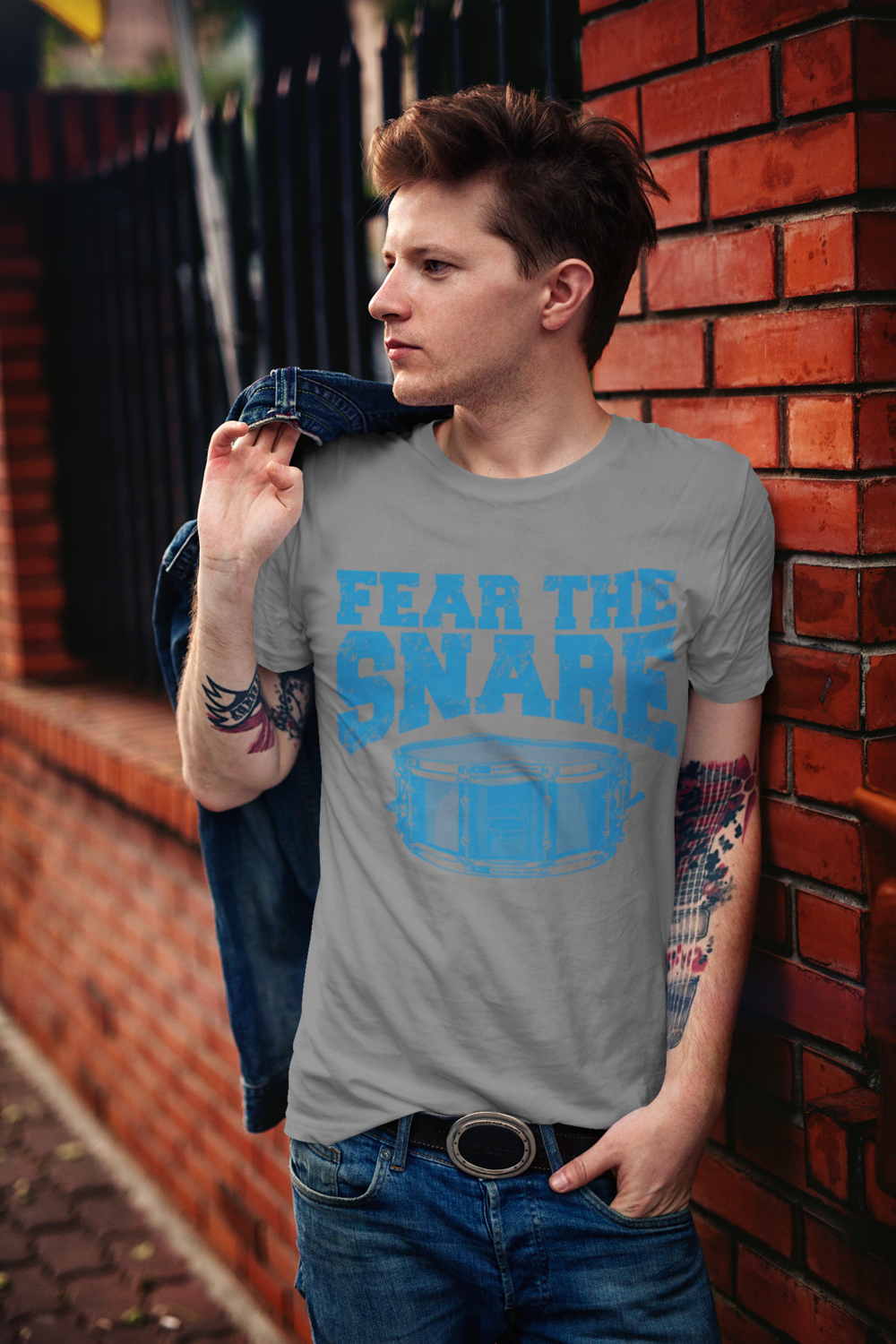 Fear The Snare