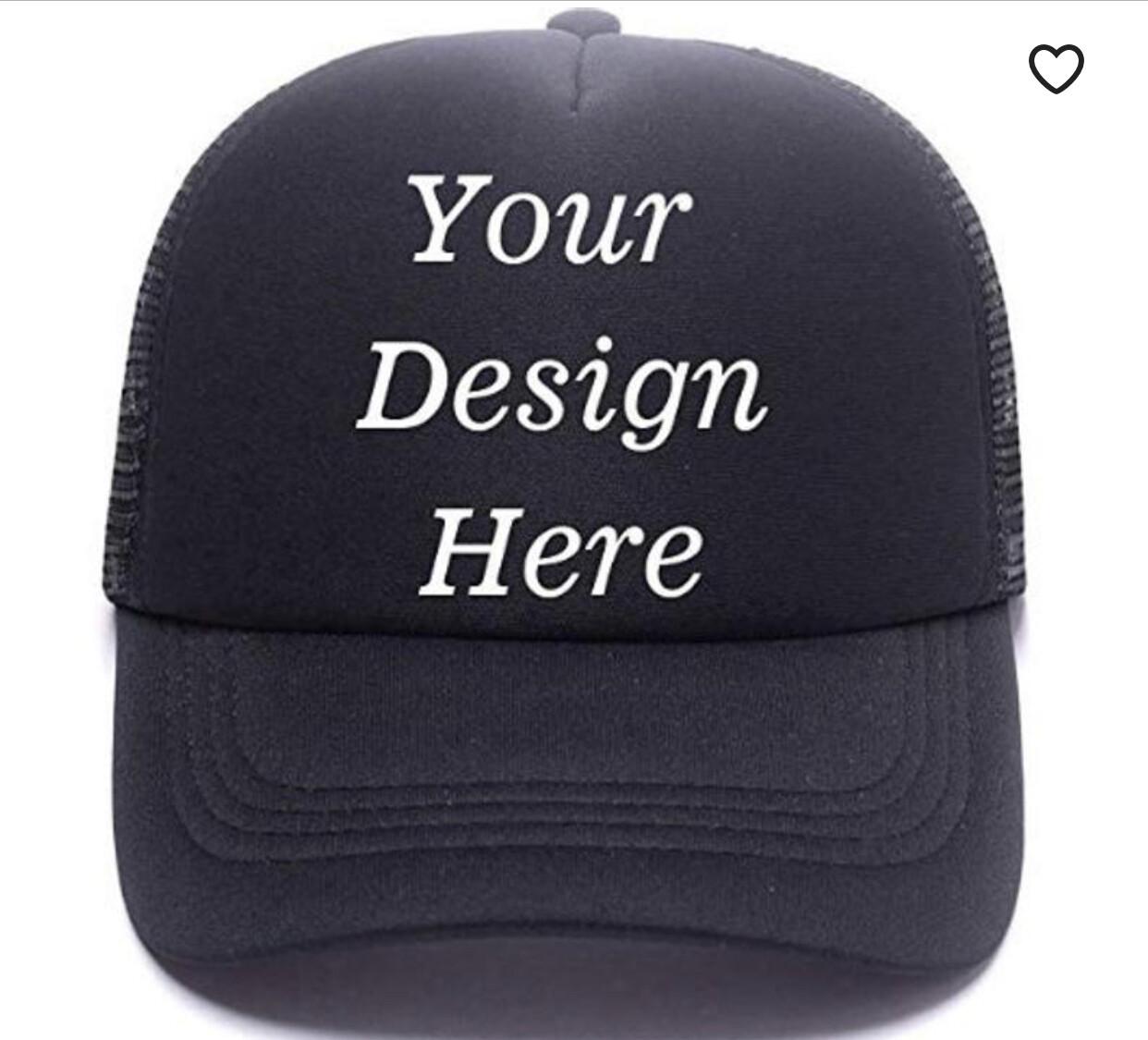 Custom Tucker Hats