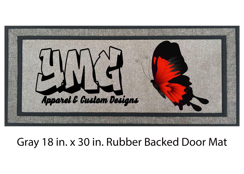 Custom Sublimation Doormat(READ DESCRIPTION)