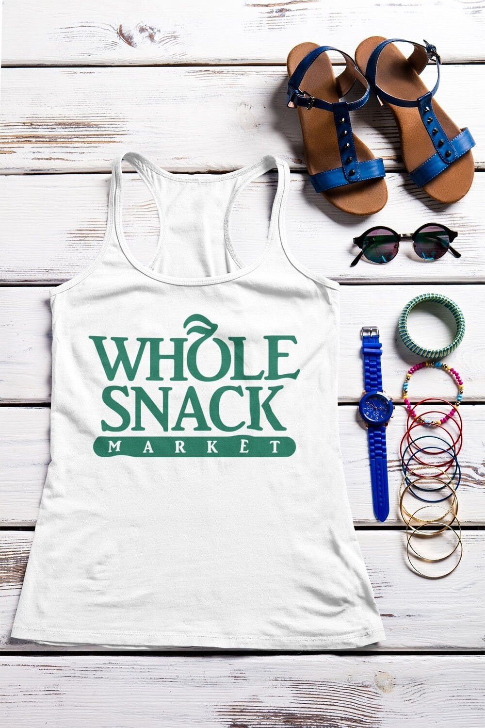 Whole Snack T-Shirts(Only)
