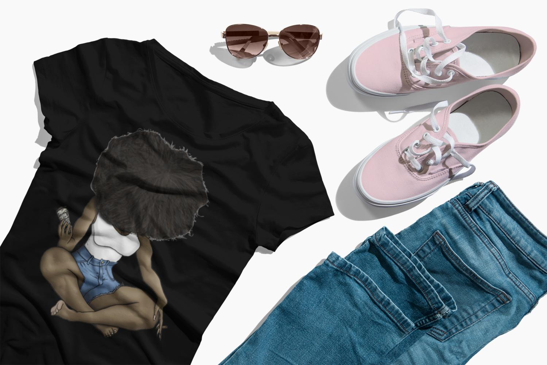 Vibe Girl T-Shirt
