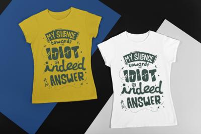 My Silence T-Shirt