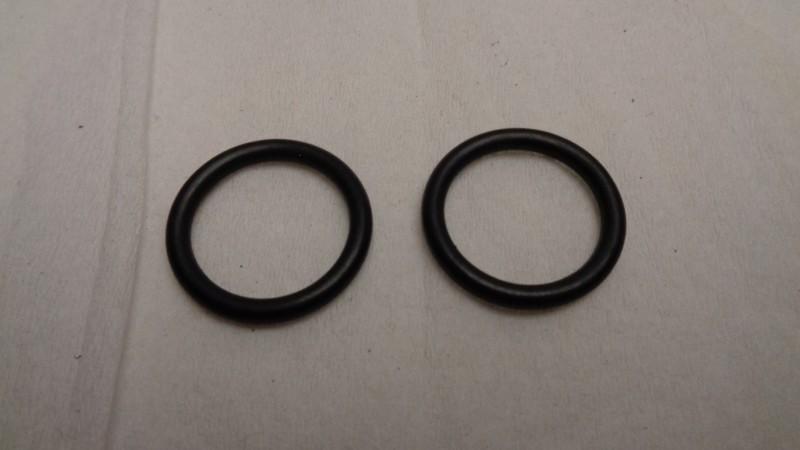 O-ring på spakaksel