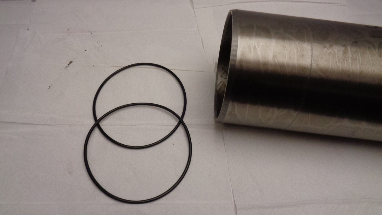 O-ring for sylinderforing 100mm