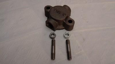 Pinneskrue med mutter for termostathus S-15