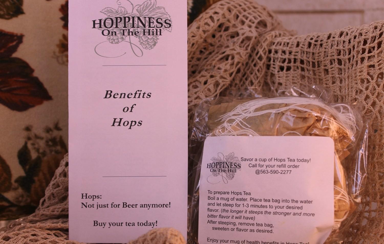 Hops Loose Leaf Tea   (30 pack)
