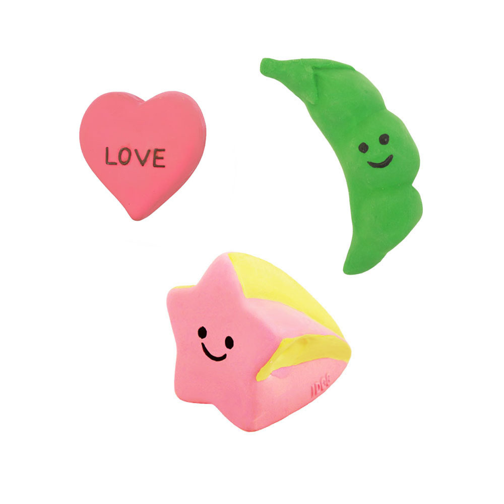 Tiny Squeak Toys for Small Dogs and Cats (3-pack)