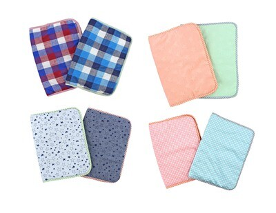 I LOVE IT! Pet Cooling Mat Pad Bed for Small Dogs or Cats Lightweight Washable Thin Blanket Cushion Breathable Fabric Quilted